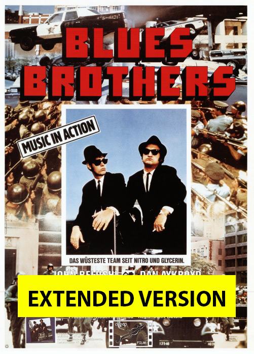 Blues Brothers Extended